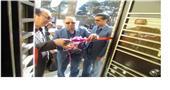 افتتاح 2دستگاه خانه پزشكان در خضري دشت بياض